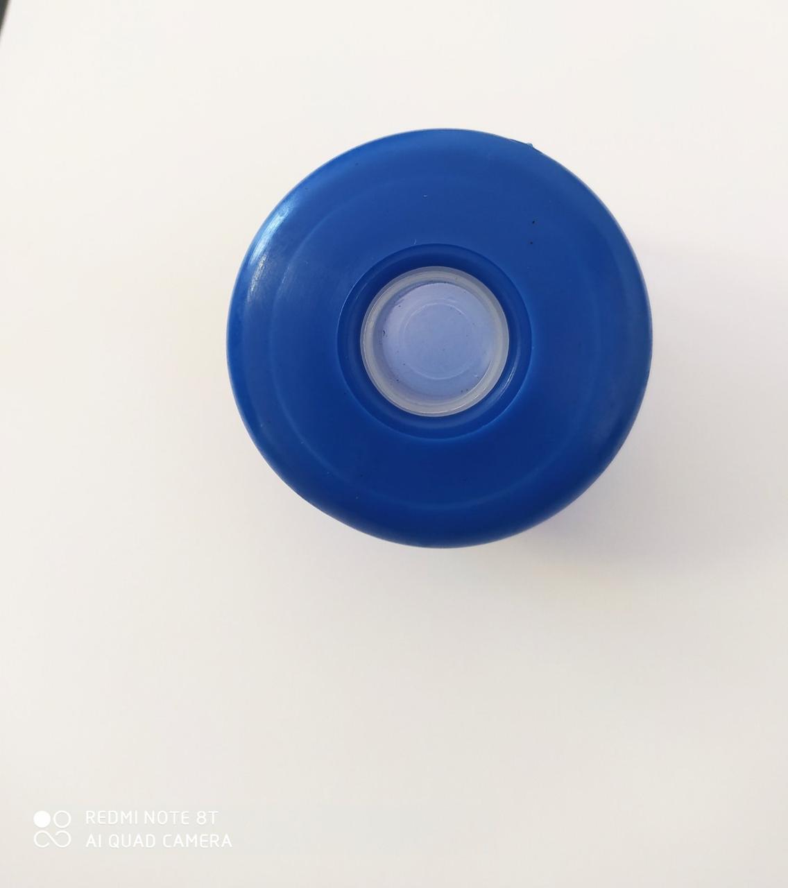 Крышка полиэтиленовая без этикетки  для бутыля 18.9л.