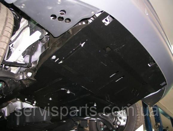 Защита двигателя Volkswagen Transporter T5 2003- (Фольксваген Транспортер Т-5)