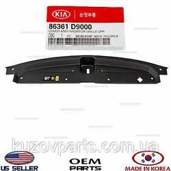Накладка радиатора Kia Sportage 2016- 86361D9000