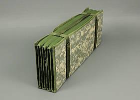 Коврик для военных износостойкий складной 180х60см, Acupat Cordura 1000D, нейлон 100%