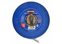 Стрічка вимірювальна, скловолокно, 30 м 15-352 Technics // Лента мерная, стекловолокно