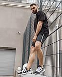 Стильные мужские шорты Сиджей от бренда ТУР, фото 2