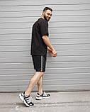 Стильные мужские шорты Сиджей от бренда ТУР, фото 5