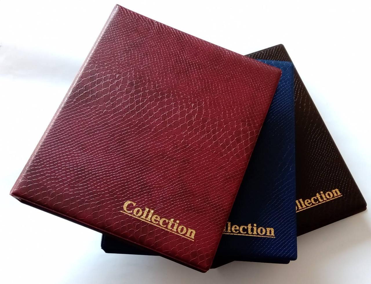 Альбом для монет и банкнот Collection 265 монет