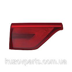 Фонарь задний внутренний правый левый Kia Sportage 2016- 92405D9000