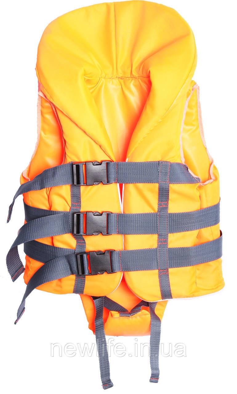 Спасжилет Vulkan нейлон 0-15 кг оранжевый
