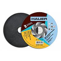 Диск шліфувальний по металу, 230х6,0х22,  17-319 Hauer // Диск шлифовальный по металлу