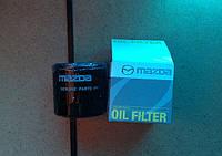 Фильтр масляный Mazda 1.3 1.5 1.6 B6Y1-14-302A