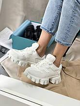 Prada Cloudbust Thunder White Premium (белые)