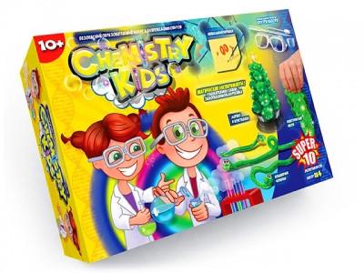 """Великий набір для дослідів """"Chemistry Kids"""" (рос) CHK-01-04"""