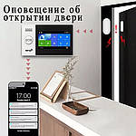 Умная сигнализация для дома Wi-smart AP20MAX с Wi-Fi, GSM сигнализация в максимальной комплектации, фото 2