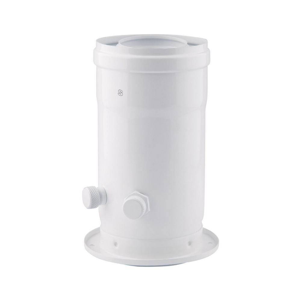 Коаксіальний адаптер для традиційних котлів Sime 60/100 140 мм