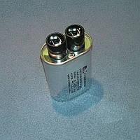 Конденсатор для СВЧ-печи Samsung, LG, Electrolux, AEG 1.00uF CH85-21100 2100V (4 клеммы))