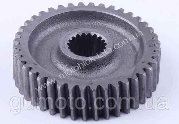 Шестерня вторичного вала редуктора (колеса) - 125/150CC, фото 2