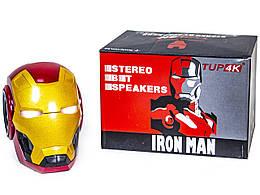 Портативная колонка Bluetooth Iron Man