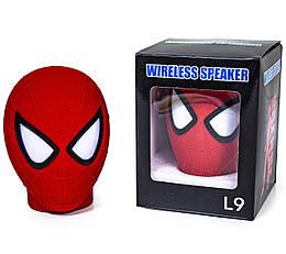 Портативная колонка Bluetooth Spider Man L9
