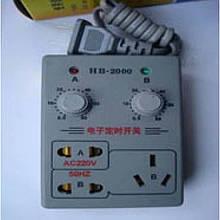 Бытовой таймер с нагрузкой до 600Вт HB-2000