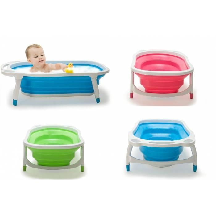 Складная детская ванна, модель L длина 86см, расцветки