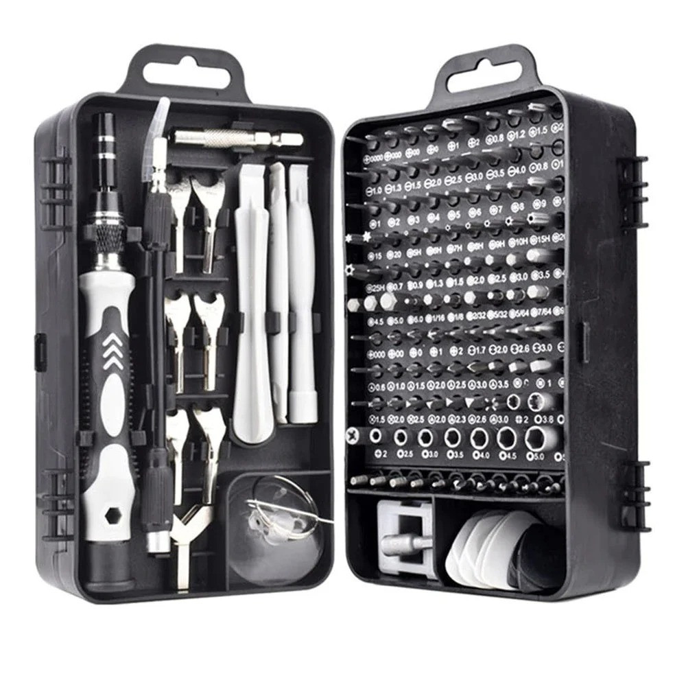 Набор отверток 135 в 1 инструмент для ремонта техники