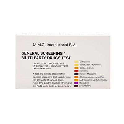 Скринінговий набір для дослідження наркотичних речовин MMC