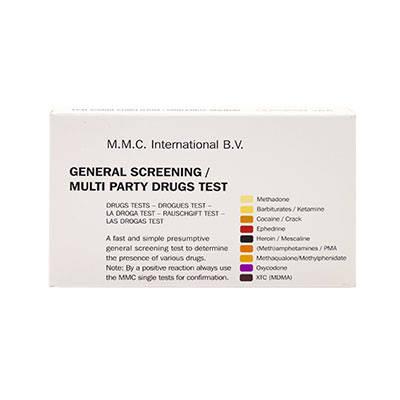 Скринінговий набір для дослідження наркотичних речовин MMC, фото 2