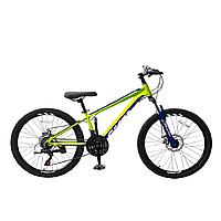 "Велосипед RoyalBaby MTB 1.0 24 "", OFFICIAL UA, лайм"