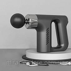 Ударний масажер для всього тіла FASCIAL GUN KH-740 портативний вібромасажер, фото 2