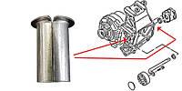Втулка кронштейна генератора VW TRANSPORTER T4 2.4D,2.5TDI 91-04 028903313
