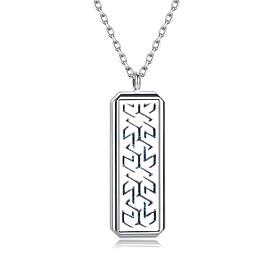 """Медальон для ароматерапии """"Лабиринт""""с блоттером."""