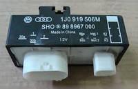 Блок управления вентилятора  SKODA OKTAVIA 97-; VW BORA 98-05, GOLF IV 08.97-,POLO  99-01 1J0919506M