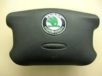 Подушка безопасности в руль AIRBAG SKODA OCTAVIA 1U0880201LMHA
