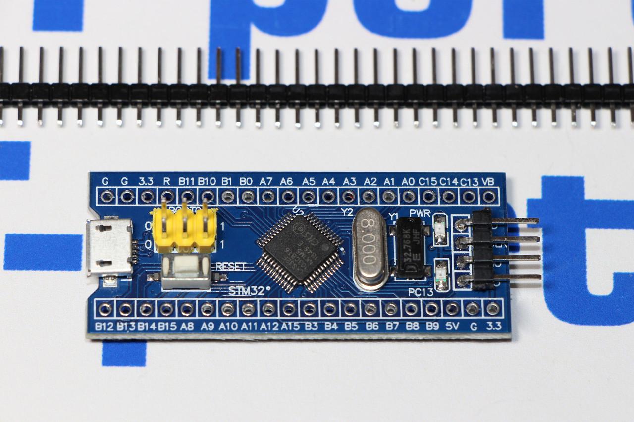 CKS32F103C8T6 (аналог STM32F103C8T6) - Отладочная плата STM32