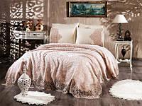 Набор с покрывалом и наволочками Elanor от ТМ Golden Home Разные цвета, фото 1