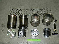 Гильзо-комплект ГАЗ 53 (ГП+Палец) (на 4 цил.) М/К (пр-во г.Кострома)