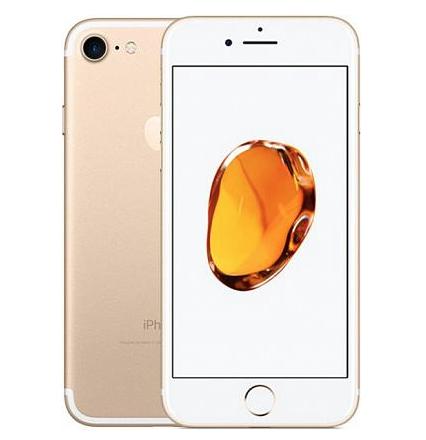 Б/У IPHONE 7 128GB GOLD NEVERLOCK 9/10