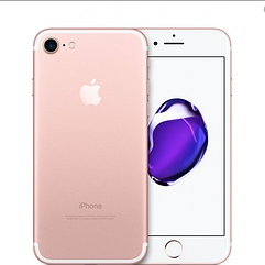 Б/У IPHONE 7 256GB ROSE GOLD 10/10 NEVERLOCK