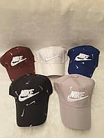 Кепка доросла чоловіча коттоновая Nike розмір 58 см, кольору міксом