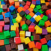 "Счетный материал ""Кубики 1 см, 1 гр"" (1000 шт) EDX Education, фото 3"