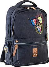 Рюкзак для підлітків YES  OX 194, чорний, 28.5*44.5*13.5 553996
