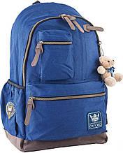 Рюкзак для підлітків YES  OX 236, синій, 30*47*16 554086