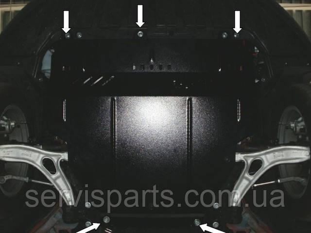 Захист двигуна Ford Focus III Sedan 2011- (Форд Фокус III)