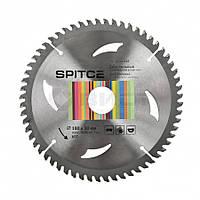 Диск пильний для алюмінію 210/30 54T 22-954 SPITCE // Диск пильный для алюминия