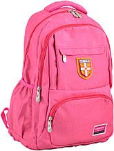Рюкзак молодіжний YES  CA 145, 48х30х15, рожевий 555748