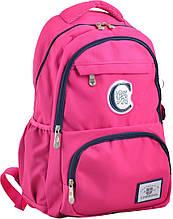 Рюкзак молодіжний YES  CA 151, 48х30х15, рожевий 555752