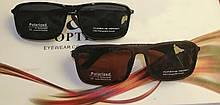 Мужские солнцезащитные очки, с полароидной линзой. PORSCHE