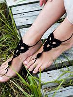 Украшение на ноги под босоножки, фото 1