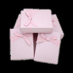 Коробки 90x70x25 Рожевий