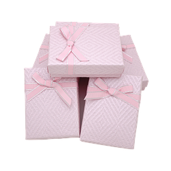 Коробки 90x70x25 Розовый
