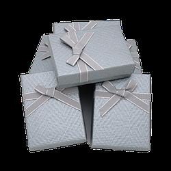 Коробки 90x70x25 Серый