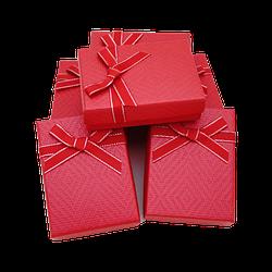 Коробки 90x70x25 Красный